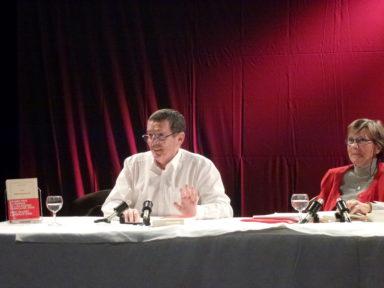 Hédi Kaddour à la Comédie de Ferney le 8 octobre