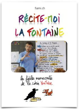 20171007 Fiami Récite moi La Fontaine